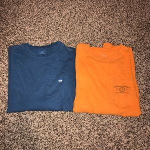Two Southern Tide Long Sleeves